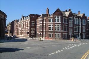 Liverpool John Moores University - John Foster Building, Liverpool